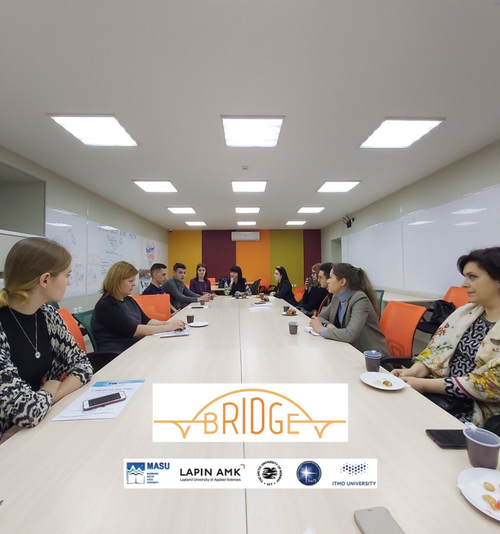 Round Table International Projects For Development Of Small And Medium Enterprises
