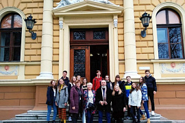MASU Lecturer took part in an international meeting in Serbia